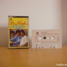 Casetes antiguos: CASETE - LOS CALIS - HEROINA - PALOMA BLANCA - 1985 - K7 - TAPE - CASETTE. Lote 96023459