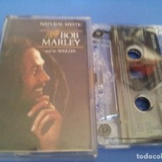 Casetes antiguos: BOB MARLEY AND THE WAILERS - NATURAL MYSTIC. Lote 262331605