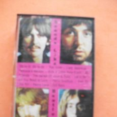 Casetes antiguos: SOUNDS LIKE - COVER BEATLES BEATLES VOL.2. CASSETTE SPAIN 1976 PDELUXE. Lote 97730203
