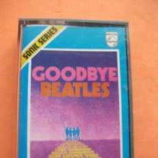 Casetes antiguos: THE SECRETS - BEATLES - COVER GOODBYE BEATLES CASSETTE SPAIN 1975 PDELUXE. Lote 97734611