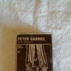Casetes antiguos: PETER GABRIEL 2.. Lote 97849723