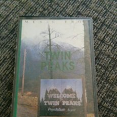 Casetes antiguos: TWIN PEAKS BSO CASETE DAVID LYNCH. Lote 97936707