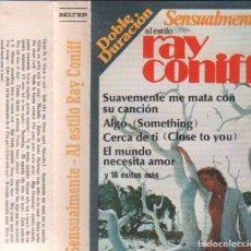 Casetes antiguos: RAY CONNIFF - SENSUALMENTE / CASSETTE DE 1977 , BELTER RF-645. Lote 98265935