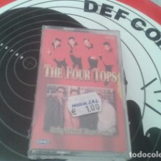 Casetes antiguos: THE FOUR TOPS BABY I NEED YUOR LOVIN´- COMET. Lote 98404391