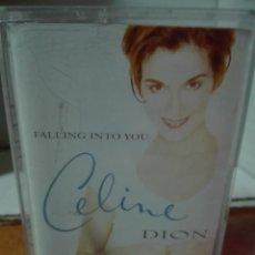 Casetes antiguos: CELINE DION--CASETE--. Lote 98811867