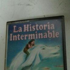 Casetes antiguos: CASSETTE LA HISTORIA INTERMINABLE. Lote 99293143