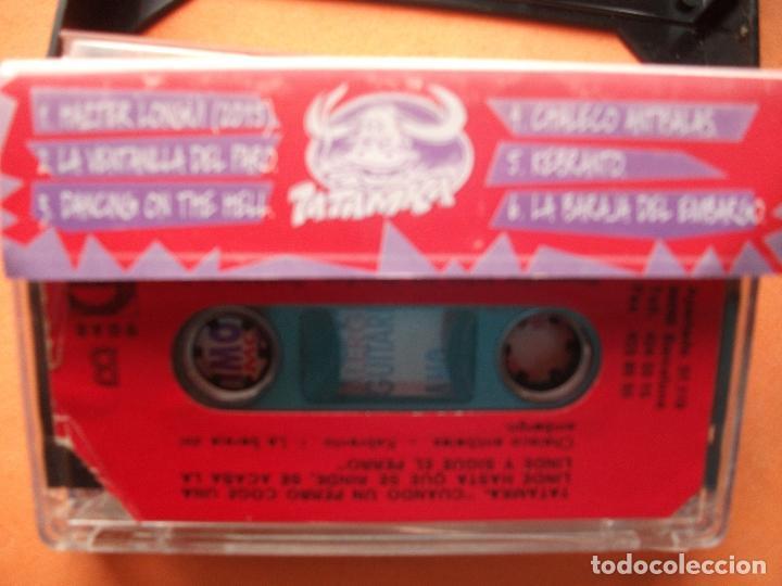 Casetes antiguos: TATAMKA - CUANDO UN PERRO COGE UNA LINDE...(CASSETTE 1997 PUNK) pepeto - Foto 2 - 279325198