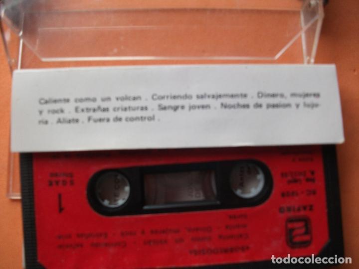 Casetes antiguos: SOBRE DOSIS GRANDES EXITOS CASSETTE ZAFIRO1986 SPAIN PEPETO - Foto 2 - 99371731