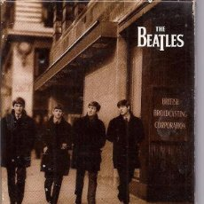 Casetes antiguos: THE BEATLES. LIVE AT THE BBC. Lote 100084731