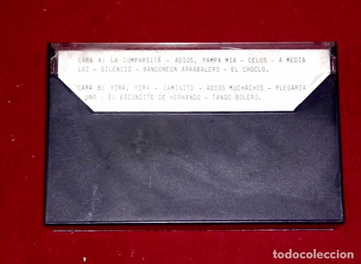 Casetes antiguos: Tangos Inolvidables - Foto 2 - 100259303