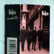 Casetes antiguos: THE BEATLES – LIVE AT THE BBC. Lote 101091787
