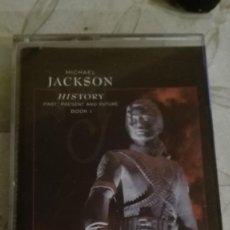 Casetes antiguos: CASETE MICHAEL JACKSON. VOL 2. Lote 101761199