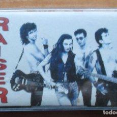 Casetes antiguos: RAISER - RAISER - 1990. Lote 102713507