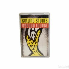 Casetes antiguos: CASSETTE. VOODOO LOUNGE. THE ROLLING STONES. (VG+/VG+). Lote 102740943