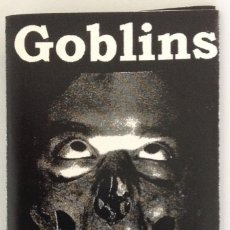 Casetes antiguos: GOBLINS SOUNDS FROM THE TOMB MAKETA HARDCORE. Lote 151487008