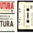 Casetes antiguos: CASETE + ENTRADA CONCIERTO 29/10/88 + PASQUÍN AGRADECIMIENTO - RADIO FUTURA - ESCUELA DE CALOR. Lote 103688919