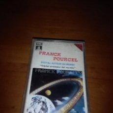 Casetes antiguos: FRANCK POURCEL. DIGITAL ALREDEDOR DEL MUNDO. C13F. Lote 103738783