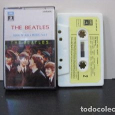 Casetes antiguos: CASSETTE THE BEATLES ROCK N ROLL MUSIC VOL. 2. Lote 103804983