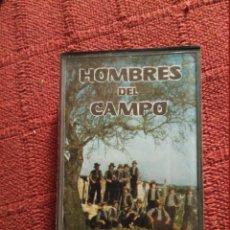 Casetes antiguos: CARNAVAL DE CADIZ CASETE COMPARSA HOMBRES DEL CAMPO. Lote 103820943