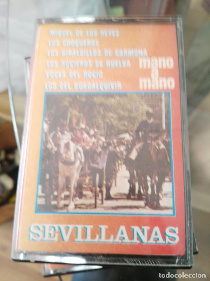 SEVILLANAS (Música - Casetes)