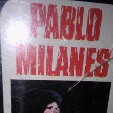 Casetes antiguos: PABLO MILANÉS. CASSETE SIN TÍTULO. 1978.. Lote 105031727