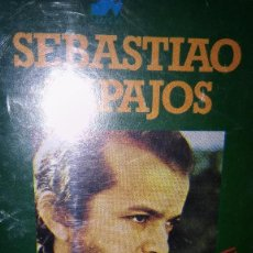 Casetes antiguos: SEBASTIAO TAPAJOS. 1978.NEGRO, GAROTO, BELEM, SAMBA, GUITARRA Y YO,ETC. Lote 105032207