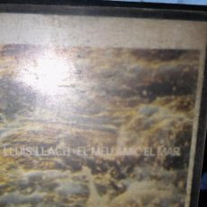 Casetes antiguos: LLUIS LLACH. EL MEU AMIC EL MAR. 1978. Lote 105033563