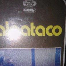 Casetes antiguos: ALPATACO. 1976. PRIMERA GRABACIÓN DEL GRUPO. Lote 105033827