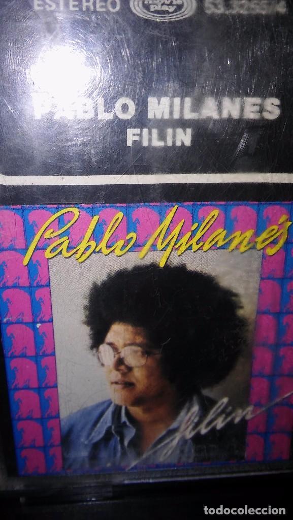 Pablo Milanés. Filin. 1982. Cassette segunda mano