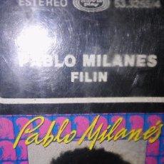 Casetes antiguos: PABLO MILANÉS. FILIN. 1982. CASSETTE. Lote 105034803