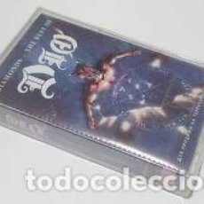 Casetes antiguos: DIO - DIAMONDS - THE BEST OF (CASSETTE). Lote 105098823