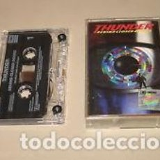 Casetes antiguos: THUNDER - BEHIND CLOSED DOORS - MC CASSETTE . Lote 105100155