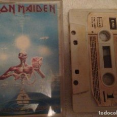 Cassette antiche: IRON MAIDEN SEVENTH SON OF A SEVENTH SON MC TAPE CINTA CASETE KREATEN. Lote 106103259