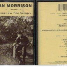 Casetes antiguos: VAN MORRISON- CASETE DOBLE-HYMNS TO THE SILENCE. Lote 106575135