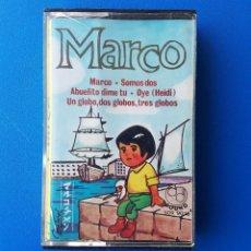 Casetes antiguos: MARCO - DIPLO RECORDS 1977 - SDR 9035 - CASETE CASSETTE. Lote 106775915