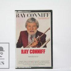 Casetes antiguos: CINTA DE CASETE / CASSETTE - RAY CONNIFF / FANTASTICO ! - CBS, 1983. Lote 106909514