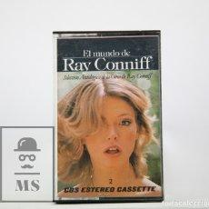 Casetes antiguos: CINTA DE CASETE / CASSETTE - RAY CONNIFF /EL MUNDO DE RAY CONNIFF - CBS, 1977. Lote 106909839