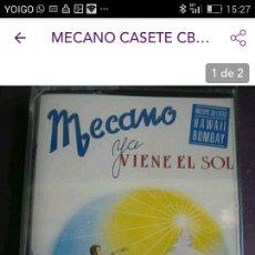 Casetes antiguos: CASETE MECANO. Lote 107728651