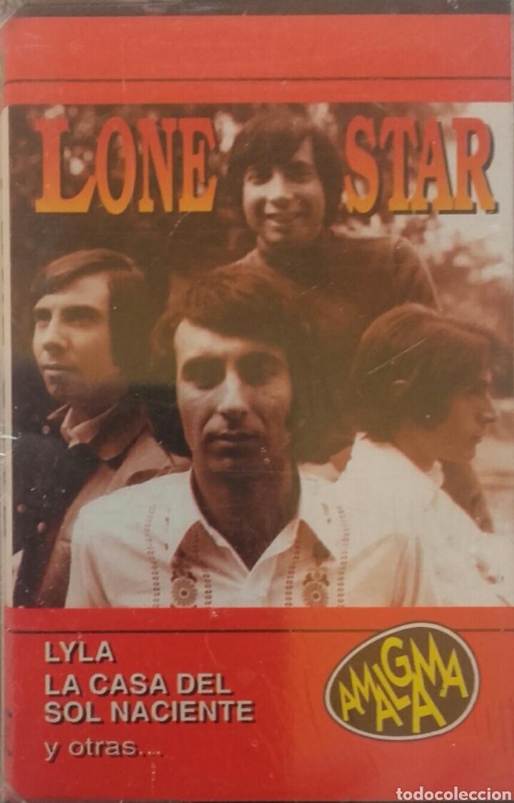 LONE STAR CASSETTE (Música - Casetes)
