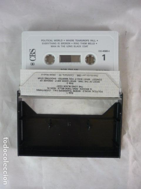 Casetes antiguos: Lote x4 Cassette - Bob Dylan / Phil Collins / Rolling Stones / Queen - Foto 4 - 110490739