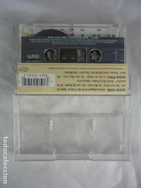 Casetes antiguos: Lote x4 Cassette - Bob Dylan / Phil Collins / Rolling Stones / Queen - Foto 5 - 110490739
