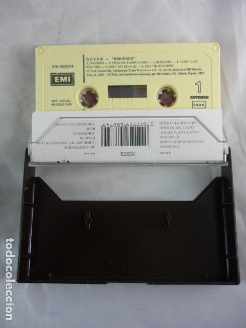 Casetes antiguos: Lote x4 Cassette - Bob Dylan / Phil Collins / Rolling Stones / Queen - Foto 7 - 110490739