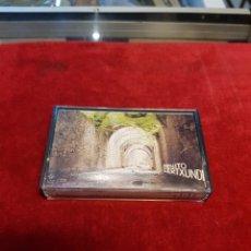 Cassette antiche: CASSETTE BENITO LERTXUNDI CANTAUTOR VASCO. Lote 110516956