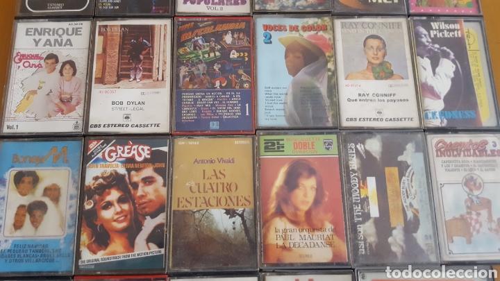 Casetes antiguos: Lote 32 cintas casete variadas - Foto 3 - 110962372