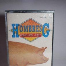 Casetes antiguos: HOMBRES G CINTA CASSETTE CASETE CASSETE CASETTE. Lote 111355855
