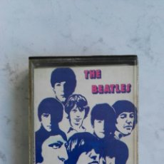 Casetes antiguos: THE BEATLES & THE ROLLING STONES RAREZA CASSETTE. Lote 111411336