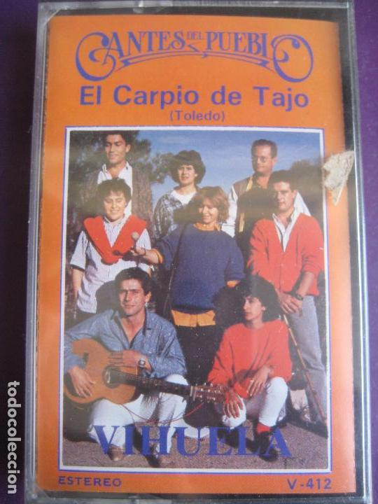 Cantes Del Pueblo Casete Sonifolk El Carpio D Sold Through