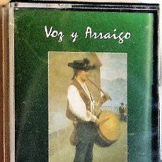 Casetes antiguos: RAICES EXTREMEÑAS - VOZ Y ARRAIGO. Lote 107761923