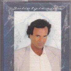 Cassetes antigas: JULIO IGLESIAS,STARRY NIGHT DEL 90. Lote 112151203