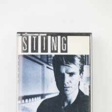 Casetes antiguos: CINTA DE CASETE / CASSETTE - STING / THE DREAM OF THE BLUE TURTLES - A&M RECORDS, AÑO 1985. Lote 112392720
